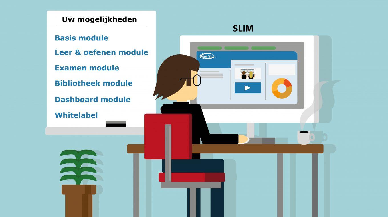 Eigen kennis-en leerplatform met SLIM-subsidie
